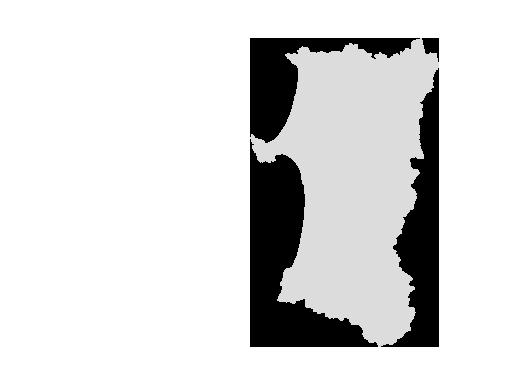 地図 秋田