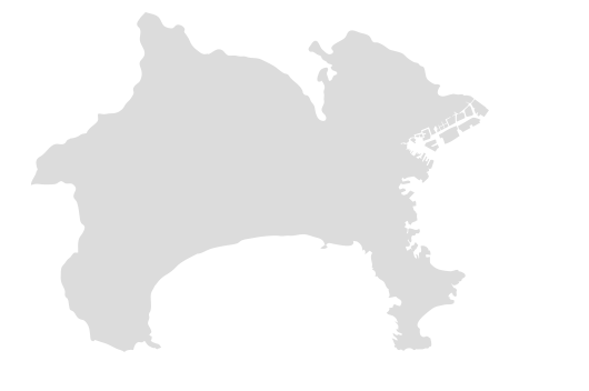 地図 神奈川