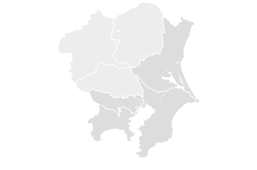 地図 関東