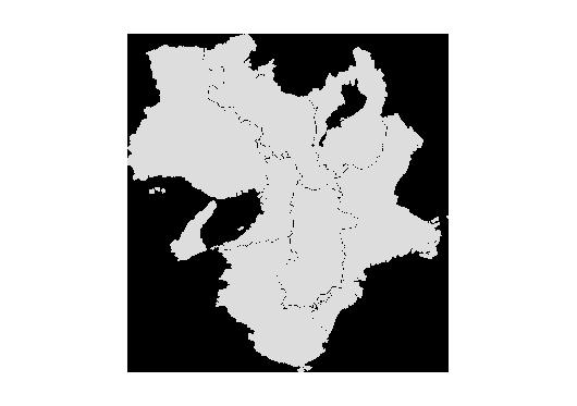 地図 近畿