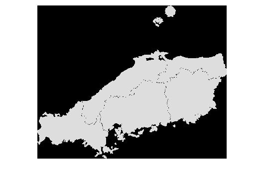 地図 中国