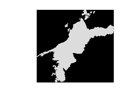 地図 愛媛