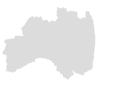 地図 福島