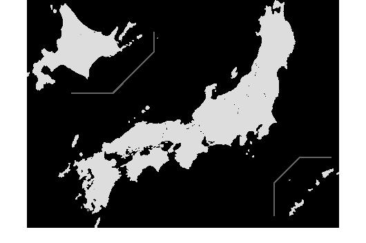 地図 全国